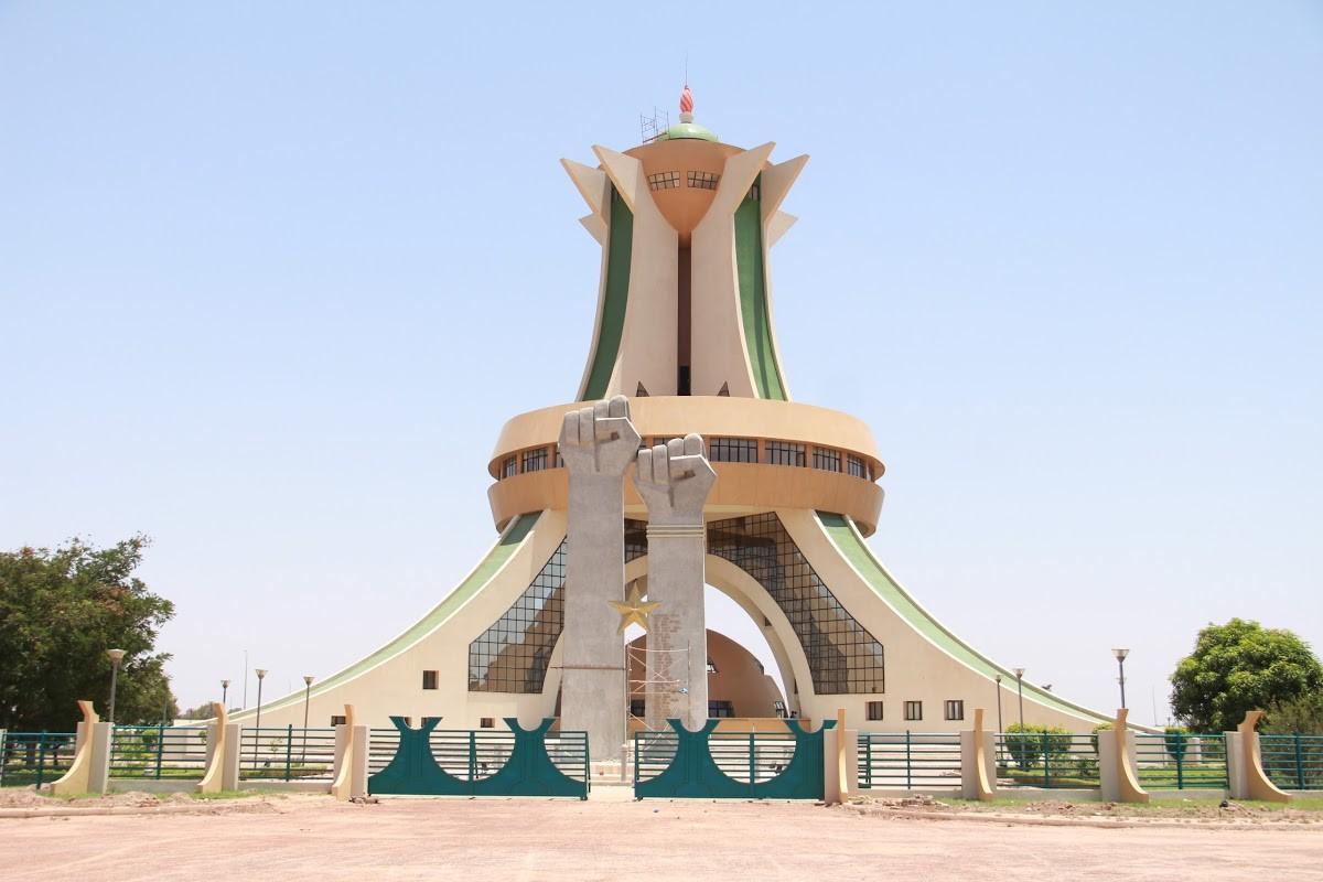 TOPICs  Burkina Faso